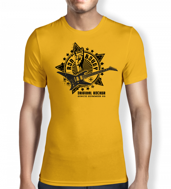 ron-bovey-sunflower-yellow-menst-shirt