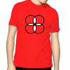 Cooloo Circles T Shirt - Red