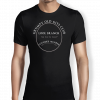 Grumpy of Looe - Black T shirt