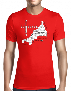kernow-cornwall-red-2-men-o-neck-tight-t-shirt-front