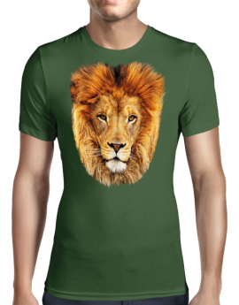 lion-green-men-o-t-shirt-front