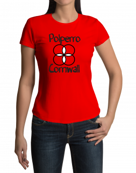 polperro-conrwall-red-ladies-t-shirt