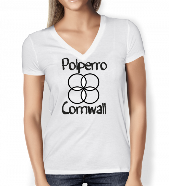 polperro-cornwall-white-ladies-v-neck